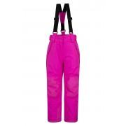 Mountain Warehouse Falcon - dziecięce spodnie narciarskie - Pink