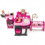 Centru De Ingrijire Baby Nurse Doll's Play Center