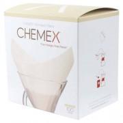 Chemex filtry papierowe 6, 8, 10 fil. 100 szt. kwadratowe