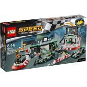 LEGO® MERCEDES AMG PETRONAS Formula One™ Team (75883), »LEGO® Speed Champions«