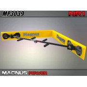 Magnus Design ® MAGNUS ® MP3039 Corner mounted pull up bar NR1