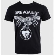 tricou stil metal bărbați Rise Against - Patriot - PLASTIC HEAD - PH7986