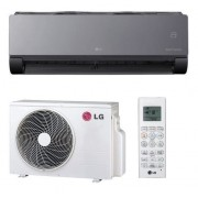 Aparat de aer conditionat LG ArtCool Mirror AM09BP, Inverter, 9000BTU, Clasa A++ (Negru)
