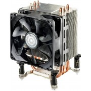 Cooler Master Hyper TX3i - Koeler voor processor - (voor: LGA775, LGA1156, LGA1155, LGA1150, LGA1151) - aluminium - 92 mm