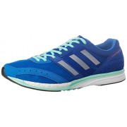 adidas Men's Adizero Takumi Ren Wide Blue, Silvmt and Croyal Running Shoes - 9 UK/India (43.33 EU)
