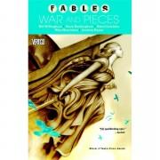 DC COMICS Fables: War and Pieces - Volume 11 Graphic Novel