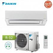 Daikin Climatizzatore Condizionatore Daikin Inverter Eco-Plus Serie Siesta Mod. Ftxc60a 21000 Btu R-32 A++ New 2017
