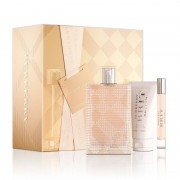 Burberry Brit Rhythm Donna Set (Edt 90 Ml Spray+body Lotion 50 Ml+edt 7.5 Ml) (5045451800750)