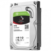"SEAGATE 4TB, 3.5"", SATA III, 64MB, 5900rpm, IronWolf NAS - ST4000VN008"
