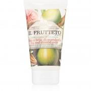 Nesti Dante Il Frutteto Fig and Almond Milk hydratační krém na obličej a tělo 150 ml