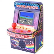 Zhishan Mini Arcade Game Machine System Classic Version 2.5 LCD Screen Built-in 240 Old Style Video Games Handheld Console Retro Gaming Player Unique for Kids and Adults Ever (Classic)