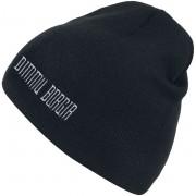 Dimmu Borgir Logo Mütze-schwarz - Offizielles Merchandise Onesize Unisex