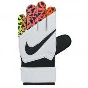 Luva de Goleiro Nike gk Match Juvenil Branco Preto
