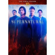 Warner Home Video Supernatural - Temporada 10