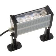 Proiector Liniar Alb Rece 4 LEDuri Osram Germania 960lm 12W