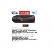 SanDisk Cruzer Glide USB Flash Drive (SDCZ60-256G-B35)