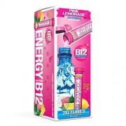 Zipfizz Healthy Energy Mezcla de bebidas energticas, color rosa