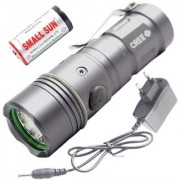 3 Mode CREE Rechargeable LED Waterproof Flashlight Flash Light Torch-02