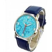 Mark Regal Blue Analog Wrist Watch For Men