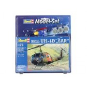Revell Model Set Bell Uh-1D 'Sar'