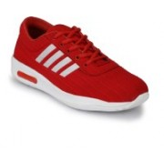 GASITA Red Air Rock Sneakers For Men(Red)