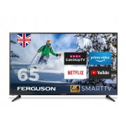 Ferguson F65RTS 65 Inch 4K Ultra HD LED Smart TV with Wi-Fi