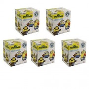 Funko Mystery Minis Vinyl Figure - Minions Movie - Blind Packs (5 Pack Lot)
