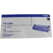 Brother Original TN - 2365 Black Toner Cartridge