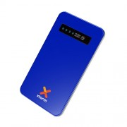 A-Solar Xtorm Power Bank AL400 5000 mAh - външна батерия с USB изход за мобилни телефони и таблети (синя)
