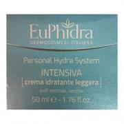 EuPhidra Linea Personal Hydra System Intensiva Crema Viso Idratante Leggera 50ml