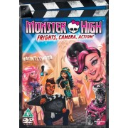 Universal Pictures Monster High: Frights, Camera, Action (Bevat UltraViolet Copy)