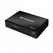 Transcend F8 USB 3.0 negru - cititor carduri