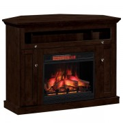 Semineu electric ClassicFlame Windsor Espresso