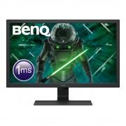 "Monitor TFT, BENQ 27"", GL2780E, 1ms, 12Mln:1, HDMI/DP, Speakers, FullHD (9H.LJ6LB.FBE)"
