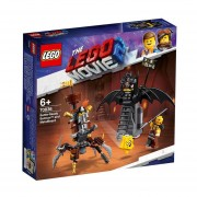 BATMAN Y METAL BEARD - THE LEGO MOVIE 2 70836