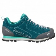 Millet - Women's LD Friction - Chaussures d'approche taille 7, turquoise/bleu