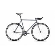 Csepel Royal 4* férfi fixi kerékpár 60 cm Grafit