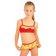 LITEX Dívčí plavky top s volánkem. 93568 110