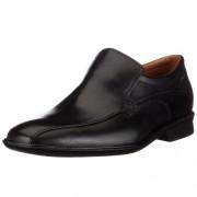 Clarks Men's Black Leather Formal Shoes (CK-65) - 9UK/India (43EU)
