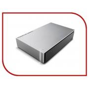 Жесткий диск LaCie USB 3.0 4Tb Grey STEW4000400