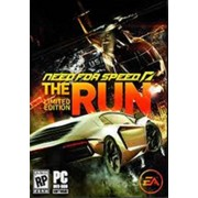 NEED FOR SPEED: THE RUN - LIMITED EDITION - ORIGIN - PC - WORLDWIDE