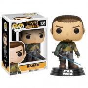 Pop! Vinyl Figura Funko Pop! Kanan Bobble-Head - Star Wars Rebels