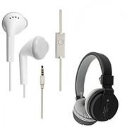 vinimox sh 12 wireless headphone with extra bass earphone