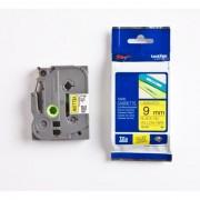 Brother Originale P-Touch 550 Nastro (TZE-621) multicolor 9mm x 8m - sostituito Nastro trasferimento termico TZE621 per P-Touch550