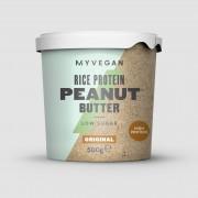 Myprotein Manteiga de Amendoim com Proteína de Arroz - 500g - Toffee Apple