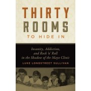 Thirty Rooms to Hide in: Insanity, Addiction, and Rock 'n' Roll in the Shadow of the Mayo Clinic, Paperback