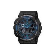 Relogio Casio G-Shock Gshock Ga100-1A2 Black Sports