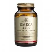 Omega 3-6-9 softgels 60s