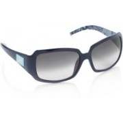 Fendi Over-sized Sunglasses(Blue, Grey)
