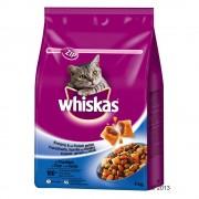 14кг 1+ Whiskas, суха храна за котки с риба тон